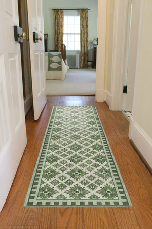 Wholesale (2 Units) FlorArt Kirkwood Green Accent Mat