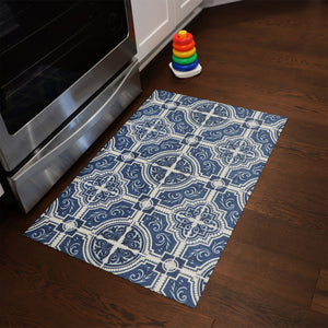 2020 FlorArt French Quarter - Low Profile Decorative Floor Mat - Made in USA