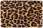 Wholesale (2 Units) Big Cat Hide Accent Mats