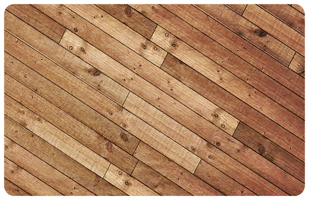 Angled Planks FoFlor Accent Mats