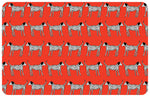 "Wholesale- (2 units) Dalmatians 23""x36"" Accent Mat"