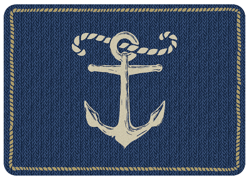 "Wholesale- (2 units) Premium Comfort Anchor 22""x31"" Mat"
