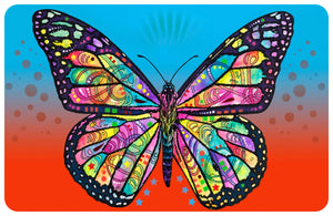 Butterfly Accent Mats by Dean Russo