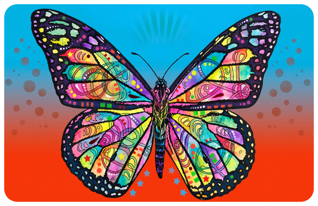 Wholesale (2 Units) Butterfly Accent Mats by Dean Russo