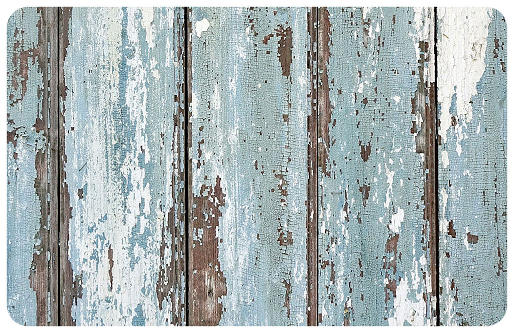 Wholesale- (2 units) Rustic Painted Floor FoFlor Accent Mats