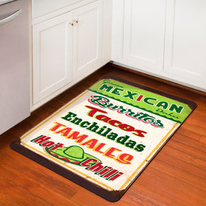 Wholesale (2 Units) Mexican Sign Board Accent Mats