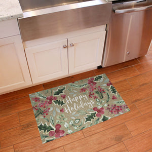 Wholesale (2 Units) FlorArt Berry Delights Accent Mat