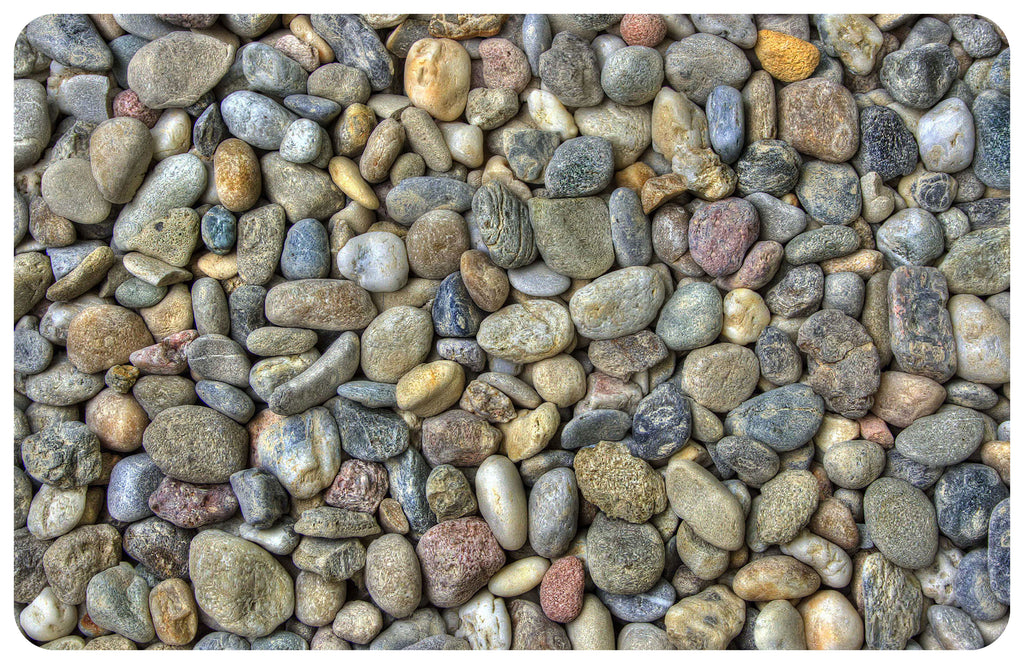 Wholesale (2 Units) River Rock FoFlor Accent Mats
