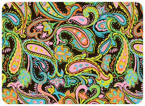 "Wholesale- (2 units) Premium Comfort Paisley 22""x31"" Mat by Mary Beth Goodwin"