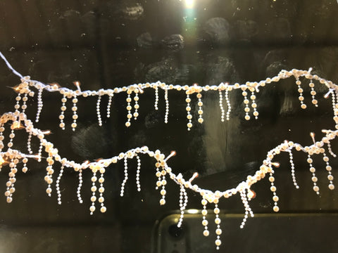 Hanging Pearl Lights - Global Trading