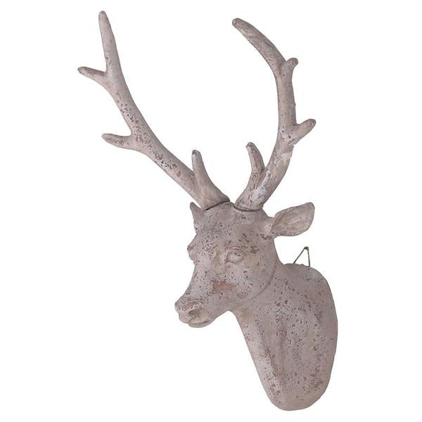 Hanging Deer Head - Global Trading