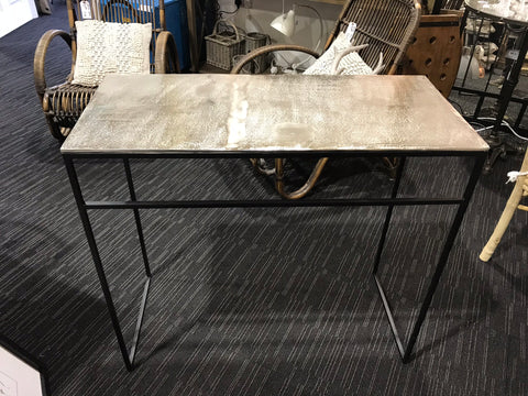 Silver Elements Console Table - Global Trading