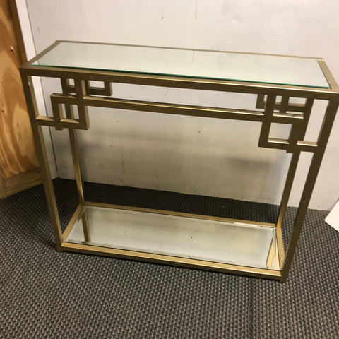 Mirrored Console Table - Global Trading