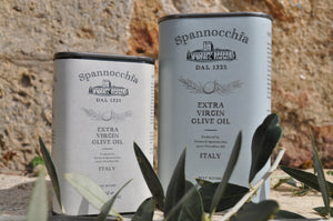 Spannocchia 2018 Organic Extra Virgin Olive Oil - 250ml