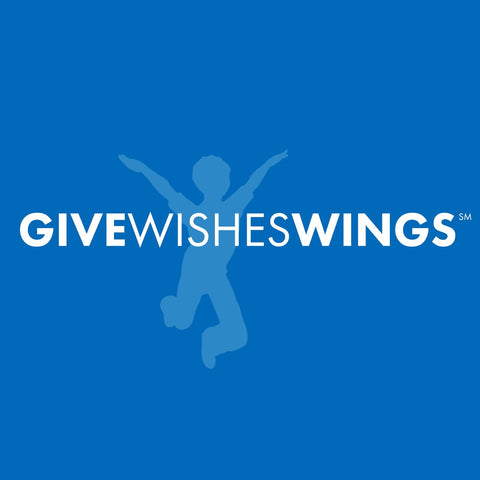 Give Wishes Wings -- Make a Wish Foundation