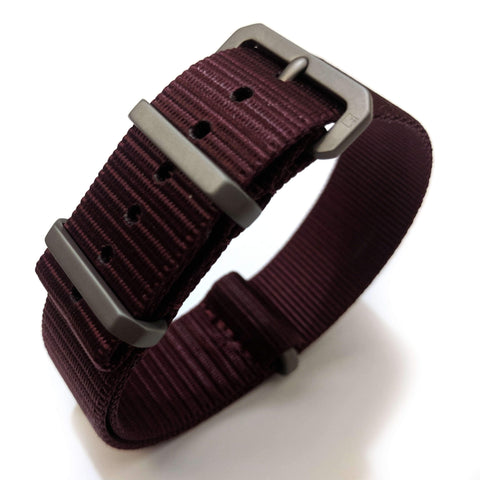 Ballistic Nylon G10/NATO Mil-Strap: Color 8 20mm