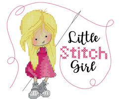 Little Stitch Girl