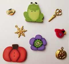 Buttons & Charms