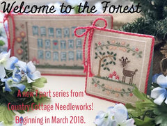 Country Cottage Needleworks ~ Welcome To The  Forest