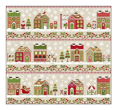 Country Cottage Needleworks ~ Santa's Village