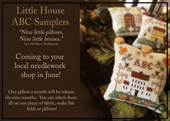 Little House Needleworks ~ ABC Samplers