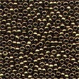 Mill Hill Seed Beads 00221 ~ Bronze  2.2mm