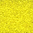 Mill Hill Seed Beads 02059 ~ Crayon Yellow  2.2mm