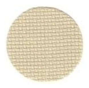 16ct Aida ~ Lambswool Fat 1/8