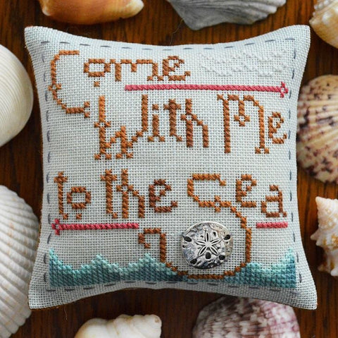 Hands On Design ~ Come With Me To The Sea (2016) Limited Edition!