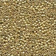 Mill Hill Petite Seed Beads 40557 ~ Gold  1.5mm