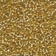 Mill Hill Petite Seed Beads 42011 ~ Victorian Gold  1.5mm