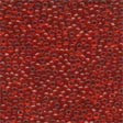 Mill Hill Petite Seed Beads 42013 ~ Red Red  1.5mm