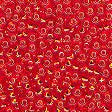 Mill Hill Petite Seed Beads 42043 ~ Rich Red  1.5mm