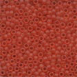Mill Hill Frosted Seed Beads 62013 ~ Red Red  2.2mm
