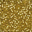 Mill Hill Frosted Seed Beads 62031 ~ Gold  2.2mm
