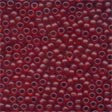 Mill Hill Frosted Seed Beads 62032 ~ Cranberry  2.2mm