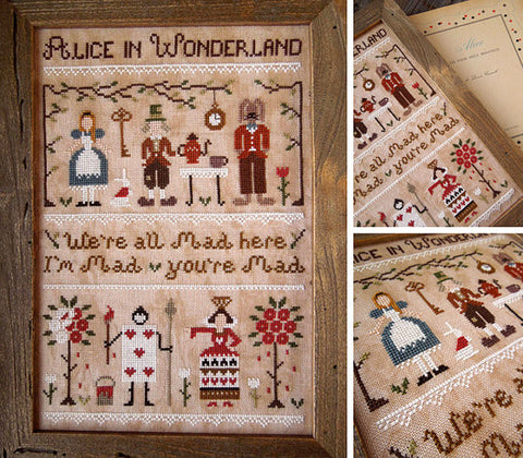 The Little Stitcher ~ Alice in Wonderland