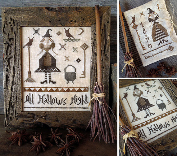 The Little Stitcher ~ All Hallows Night