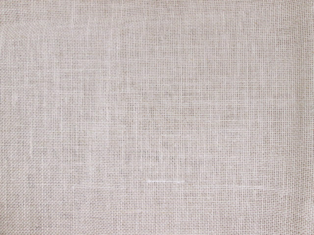 32ct Linen ~  Flax ~ Fat 1/4