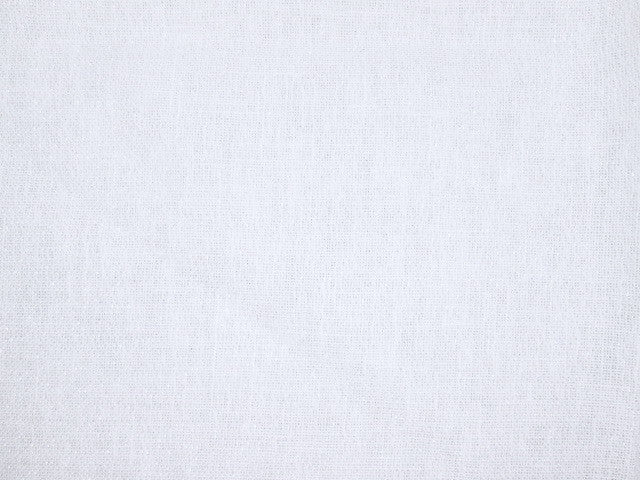 28ct Linen Cashel ~ White Opalescent Fat 1/8