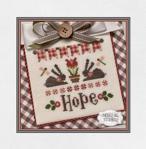 PDF ~ Cherry Hill Stitchery ~ Hope PDF