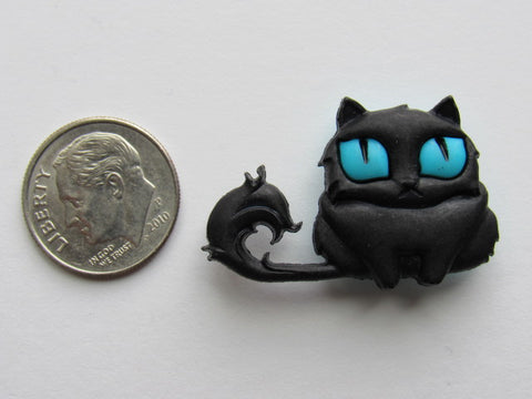 Needle Minder ~ Spooked Cat #2
