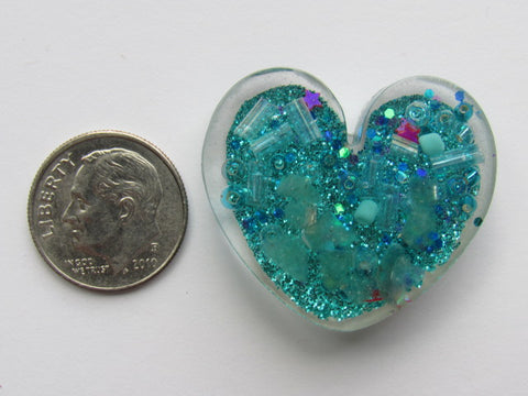 Needle Minder ~ Heart Treasures - ONE OF A KIND!