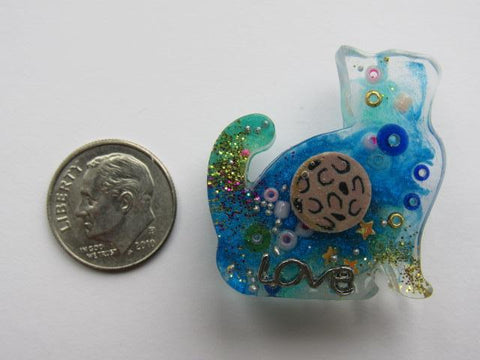 Needle Minder ~ Cat Treasures #4 - ONE OF A KIND!