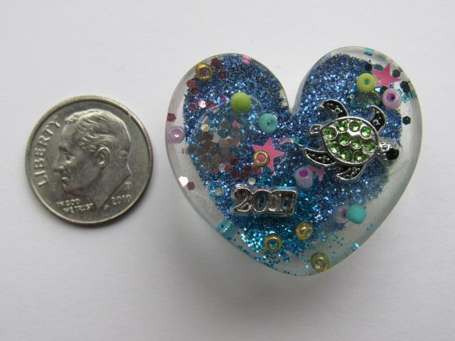 Needle Minder ~ Sea Treasures #68 - ONE OF A KIND!