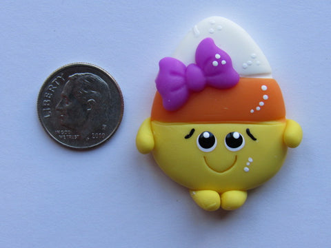 Needle Minder ~ Candie Corn (Clay)