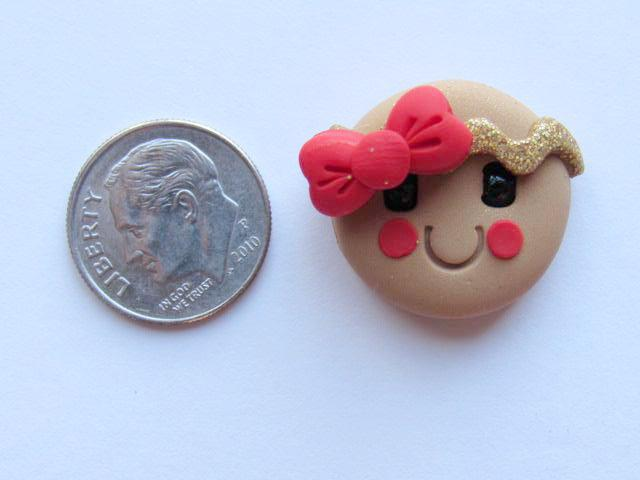 Needle Minder - Ginger (Clay)