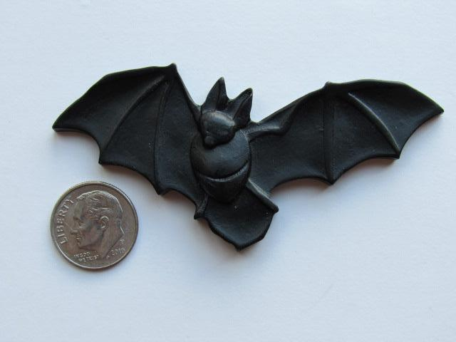 Needle Minder ~ Black Bat (large) **Limited # Available!