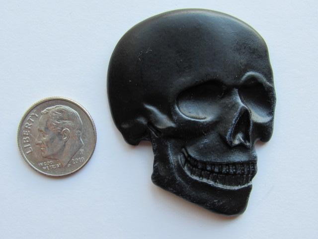 Needle Minder ~ Black Skull **Limited # Available!