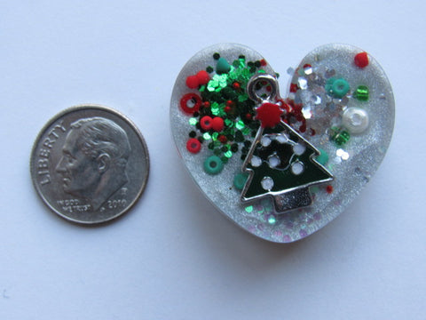 Needle Minder ~ Christmas Treasures #2 - ONE OF A KIND!